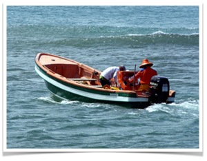 relations plongeurs pêcheurs